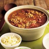 30-Minute Turkey Chili Recipe
