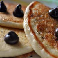 5 Minute Vegan Pancakes Recipe
