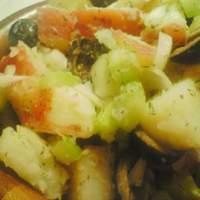 A Dilly Potato Salad, No Mayo Recipe