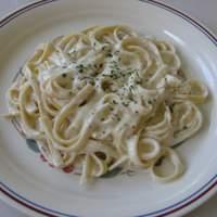 Alfredo Fettuccine Recipe