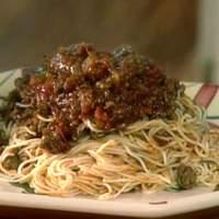 Alice Jo's Spaghetti Sauce Recipe