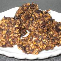 Alla's Cranberry Scones (Raw Foods) Recipe