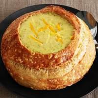 Almost-Famous Broccoli-Cheddar Soup Recipe