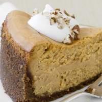Almost-Famous Pumpkin Cheesecake Recipe