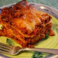 American Lasagna Recipe