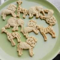 Animal Crackers Recipe