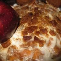 Apple-Gingersnap Crisp Recipe