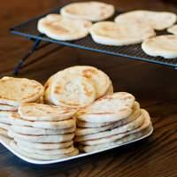 Arabian Pita Bread Recipe