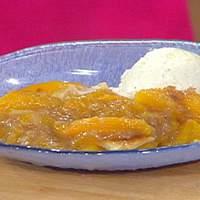 Aretha Franklin's Peach Cobbler Recipe