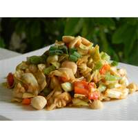 Asian-American Slaw With Peanuts and Jalapenos Recipe