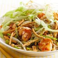 Asian Rice Salad With Shrimp Recipe