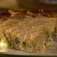 Asparagus and Cheddar Quiche Recipe