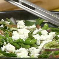 Asparagus and Green Bean Salad Recipe
