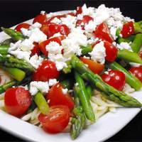 Asparagus, Feta and Couscous Salad Recipe