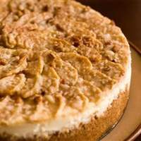 Autumn Cheesecake Recipe
