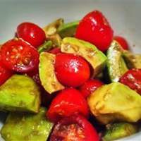 Avocado and Tomato Salad Recipe