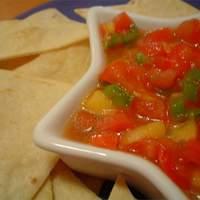 Avocado, Tomato and Mango Salsa Recipe
