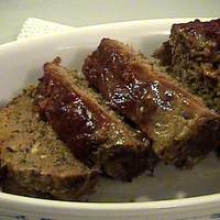 Awesome and Simple Italian Garlicky Meatloaf Recipe