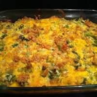 Awesome Broccoli-Cheese Casserole Recipe