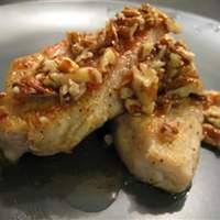Awesome Honey Pecan Pork Chops Recipe
