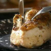Bacon and Blue Cheese Stuffed Chicken Breasts Recipe