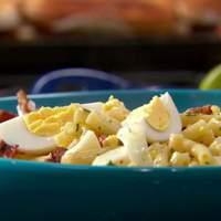 Bacon and Egg Macaroni Salad Recipe