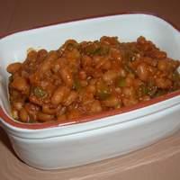 Baconless Baked Beans Recipe
