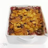 Baked French Toast with Blueberries Recipe