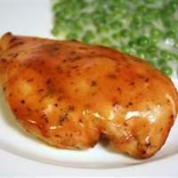 Baked Honey Mustard Chicken Recipe
