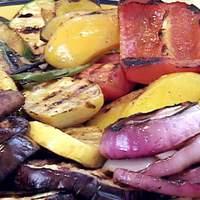 Balsamic Grilled Vegetables Recipe
