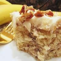 Banana Cake VI Recipe