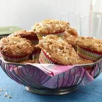 Banana Crunch Muffins Recipe