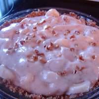 Banana-Pecan Pie (Raw Foods) Recipe