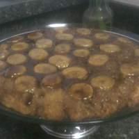 Bananas Foster Upside-Down Cake Recipe
