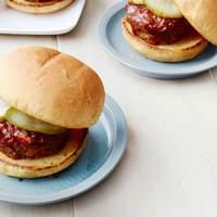Barbecue Baconloaf Buns Recipe