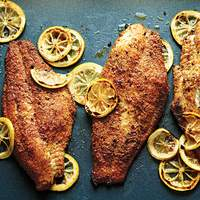 Bayou Catfish Fillets Recipe