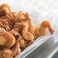 Bayou Fried Shrimp Recipe