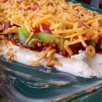 BBQ Bacon Ranch Dip Recipe