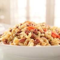 Beans and Bacon Macaroni Recipe