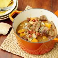 Beef and Butternut Squash Stew Recipe