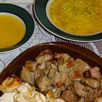 beef fondue with dipping sauces recipe
