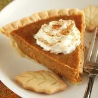 Best Ever Pumpkin Pie Recipe