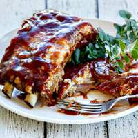 Beth's Melt in Your Mouth Barbecue Ribs (Oven) recipe