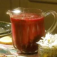 Blood Orange and Grapefruit Juice Recipe