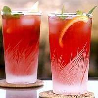 Blood Orange Lemonade Recipe