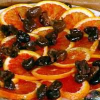Blood Orange Salad---Insalata di Tarocchi Recipe
