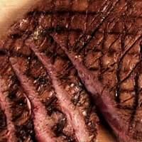 Bloody Mary Flank Steak Recipe
