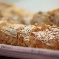 Blue Cheese and Walnut Crackers Recipe