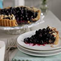 Blueberry Almond Breakfast Tart Recipe