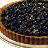 Blueberry Cream Tart Recipe